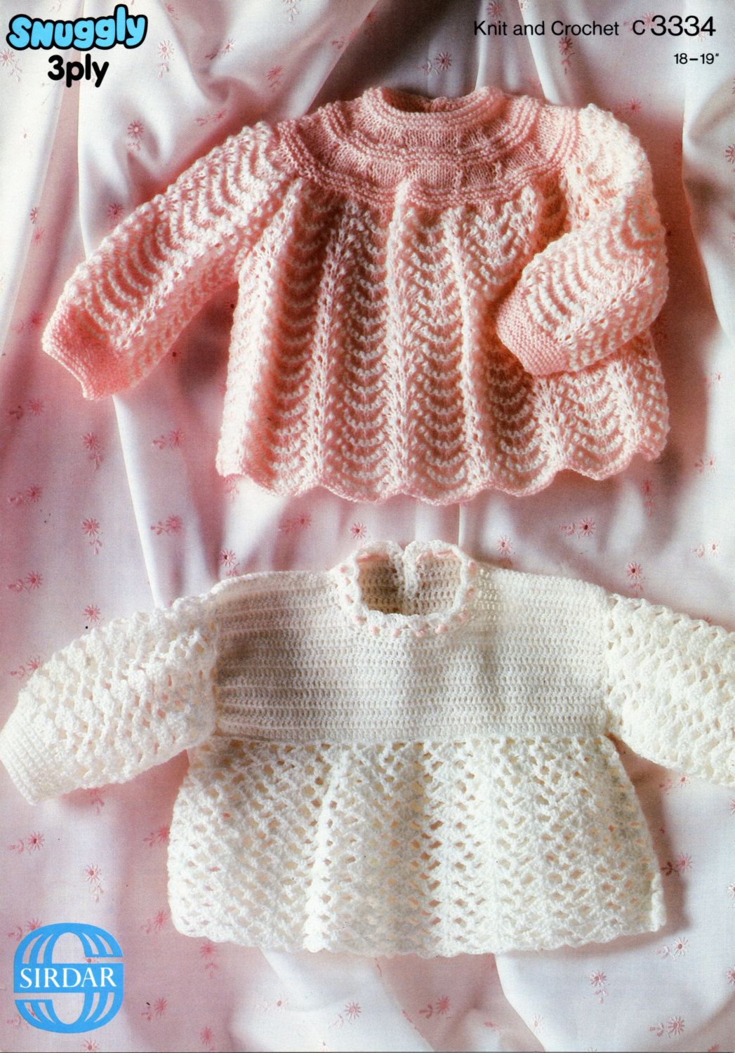 Baby angel top crochet pattern angel top knitting pattern baby girls ...