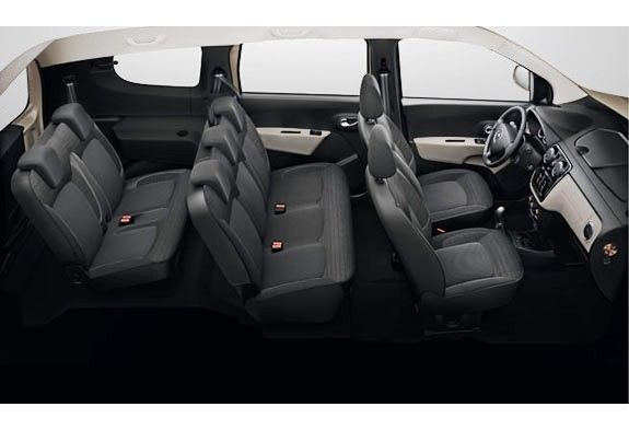Renault Lodgy - Interior | Maxabout Images | Pinterest | Cars, Image ...