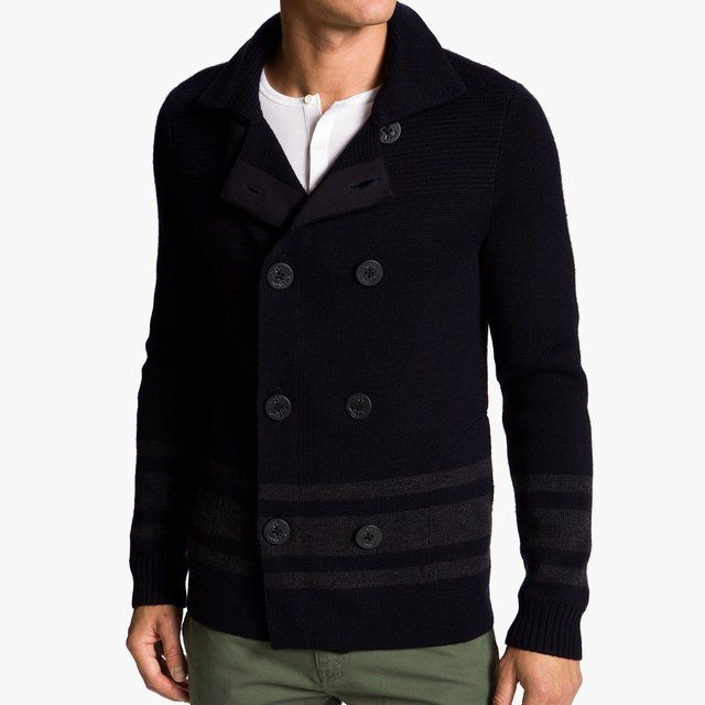 Fancy - Wool Peacoat Sweater by Vince love this! | Fabulous ...