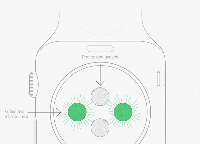 Apple Confirms That Tattoos May Affect Apple Watch Heart