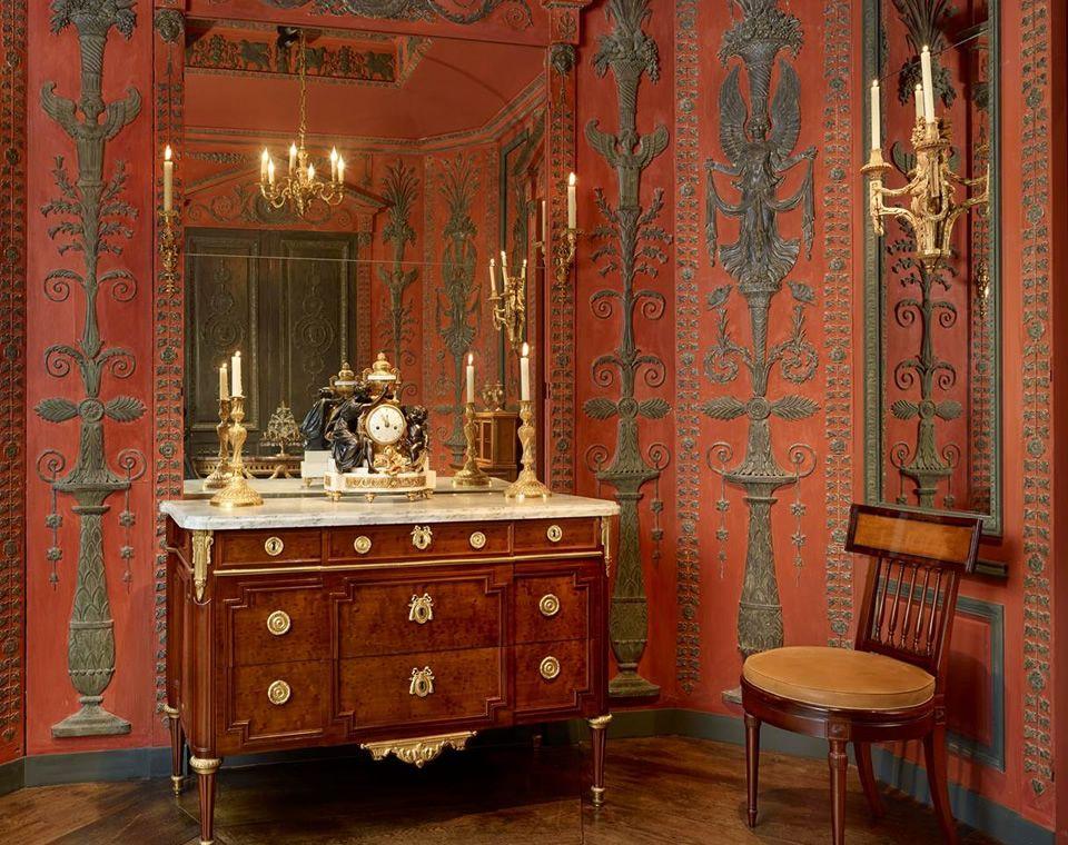 Galerie François Léage - Meubles et objets d\u0027art du XVIIIème siècle