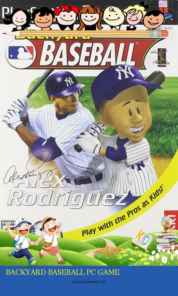 Backyard Baseball Pc Game 2021 di 2020