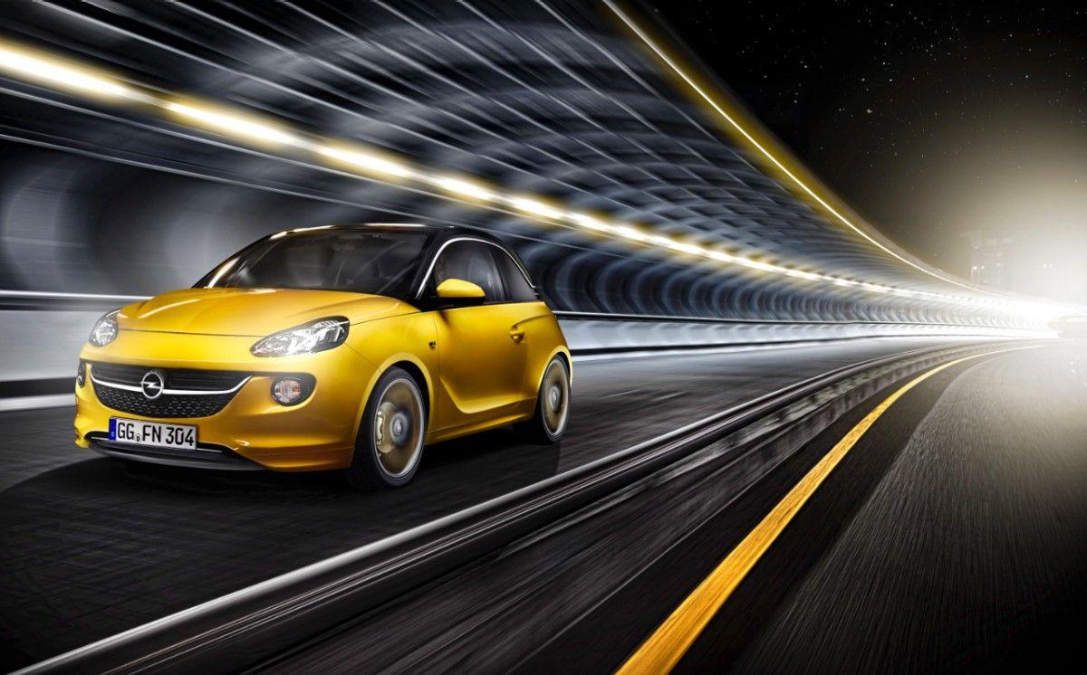 Opel ADAM Opel, Sports car, Opel adam