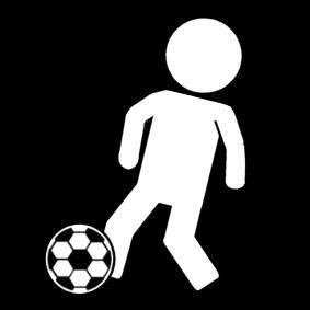 Bildergebnis für pictogramme voetballen