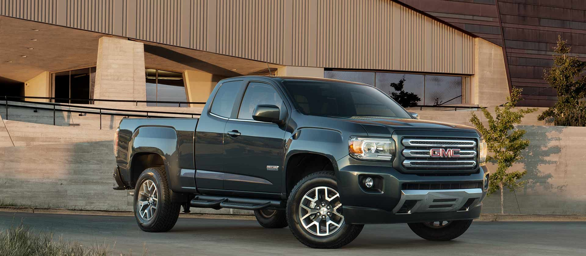 Gmc Canyon All Terrain With Images Gmc Canyon Small Pickup