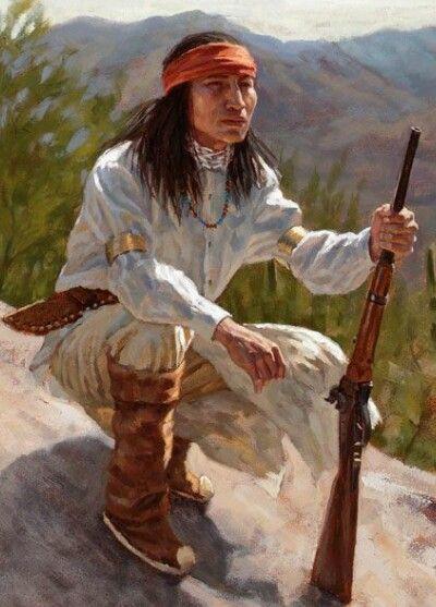 Navajo Intiaanit