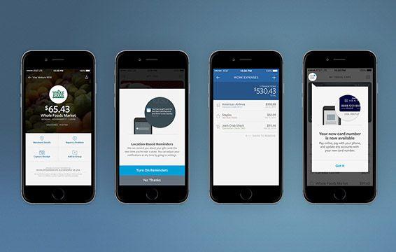 Capital One Wallet App Capital one, Mobile wallet app