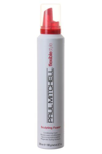 Paul Mitchell Sculpting Foam, 6.7 Ounce ** Want to know more, click on the image.