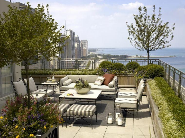 Jardin Et Terrasse En Ville 75 Id Es Pour Jardin Sur Le