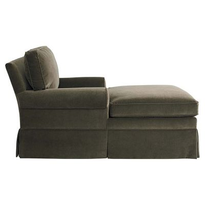 Bett 2126 Cls Allister Grande Two Arm Chaise Available At Hickory Park Furniture Galleries