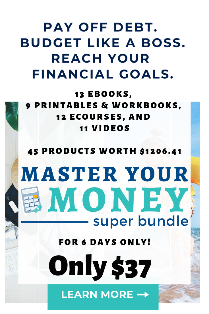 Want to pay off debt? Earn more money? Budget like a boss ...