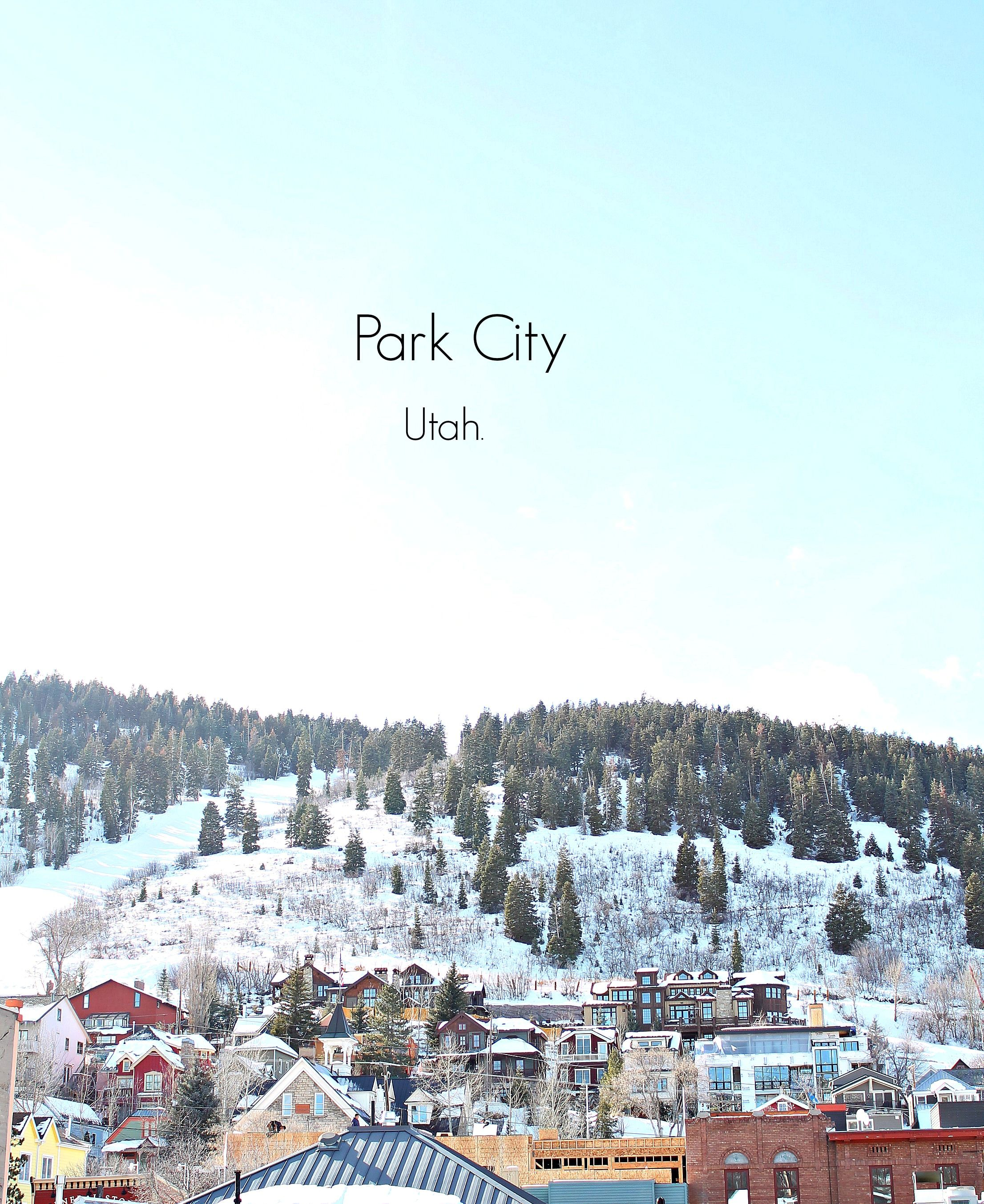 Park City In Utah A Beautiful Place To Ski Shop And Eat Cities In Utah Vacation Trips Park City Utah