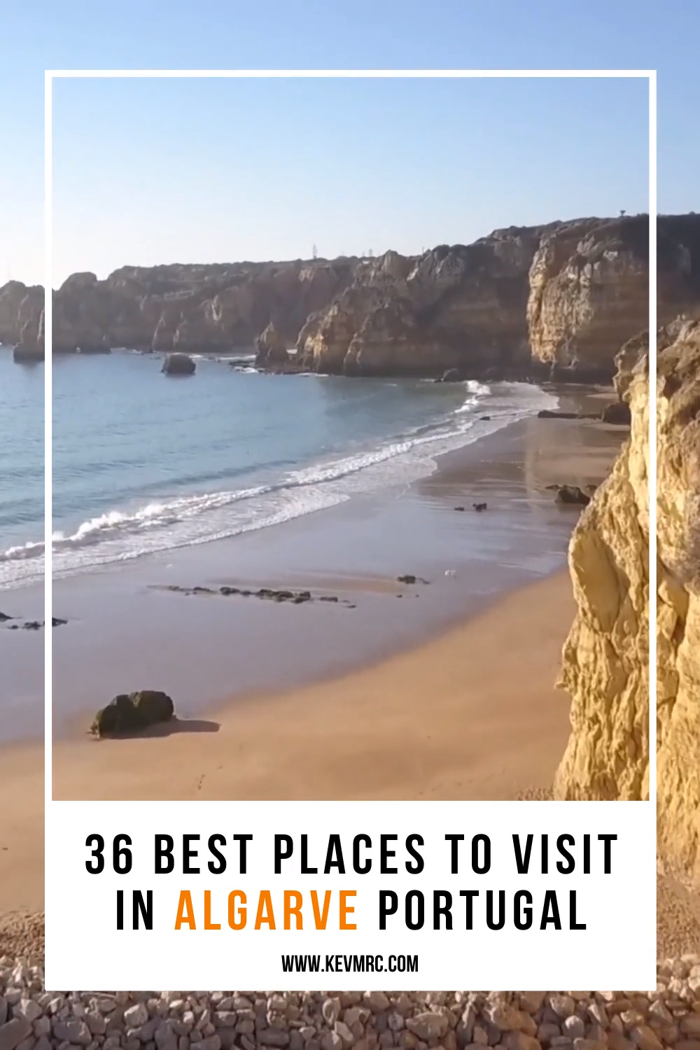 36 BEST places to Visit in Algarve Portugal + free