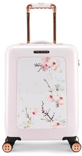 ca9e7a27ce6257 Ted Baker London Small Four-Wheel Suitcase - Black-   Nordstrom  398 ...