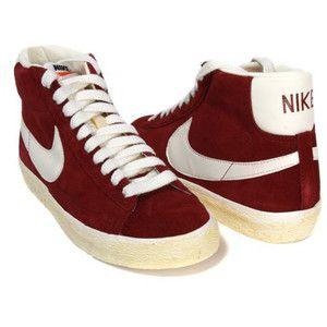 Nike Blazer Haute Marron
