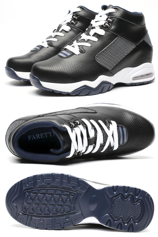 Podwyzszajace Buty Meskie O 9cm Sportowo Codzienne Moda Meska Obuwie Na Koturnie Skora Adidas Samba Sneakers Adidas Sneakers Adidas Samba