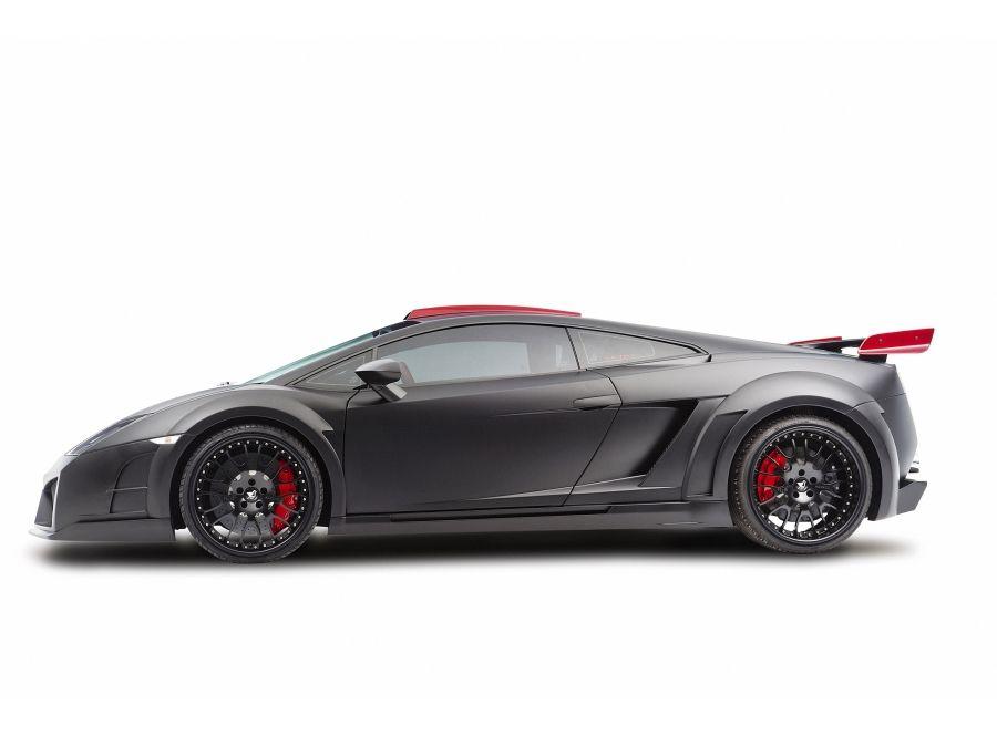 Visit The MACHINE Shop Café... ❤ The Best of Lamborghini... ❤ (Lamborghini 2010 Hamann Victory II – Lamborghini Gallardo LP560-4)