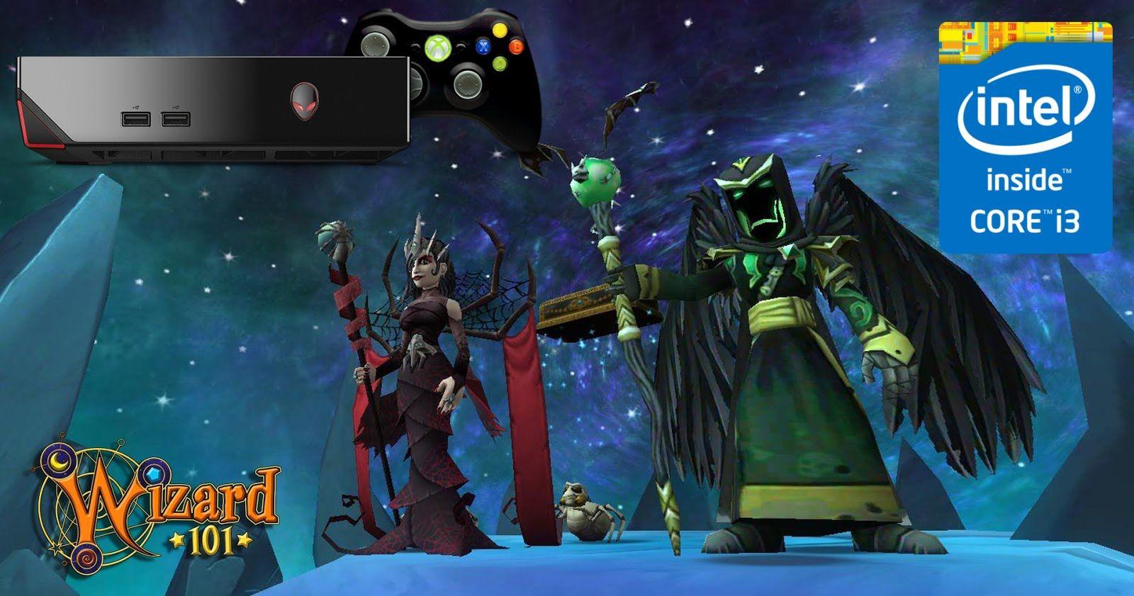Wizard101 #MMORPG by KingsIsle on #Alienware Alpha i3 Ultra