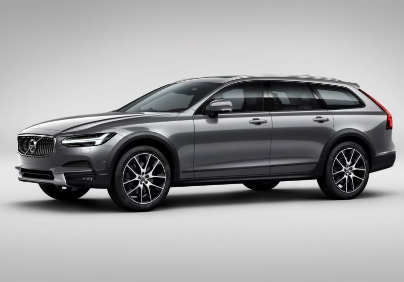 The 2018 Volvo V90 Cross Country Should Come With The Same Engine Options As V90 Release Date Of The New V90 Cross Country Volvo Volvo Cars Cross Country