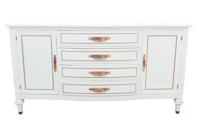 Basic-Witz Furniture   Sideboard