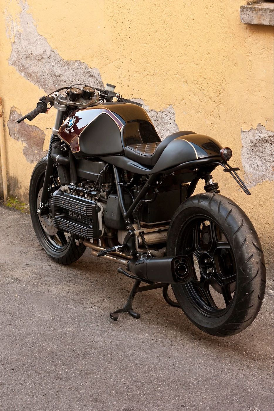 Cafe Racers Scramblers Street Trackers Vintage Bikeuch More The Best Garage For Special Motorcycles And