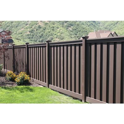 Trex Seclusions Fence 90 1 2 Inches X 4 Inches X 72 Inches