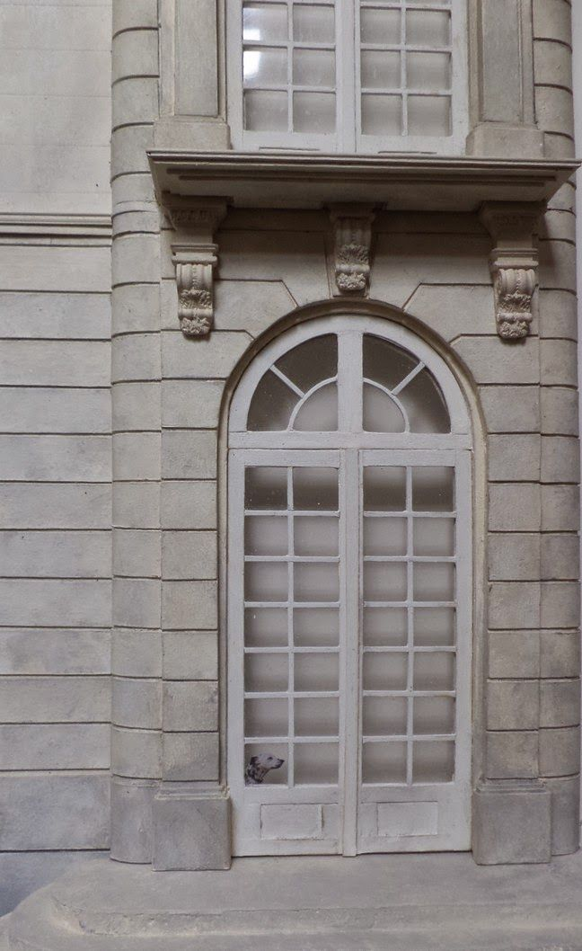 French house 1/12: doors and windows