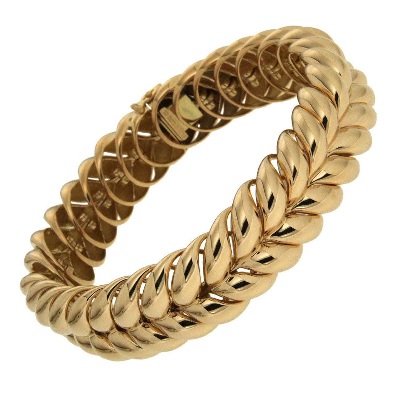 Bespoke valentin magro gold rope bracelet bespoke bracelets and gold