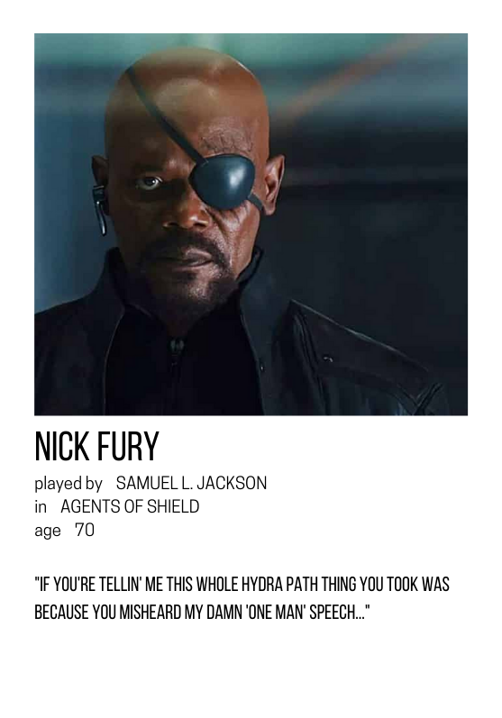 Agent Fury