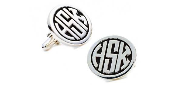 Cancer Is Ruled By The Moon So Silver Special To Them Cufflinks MenGifts
