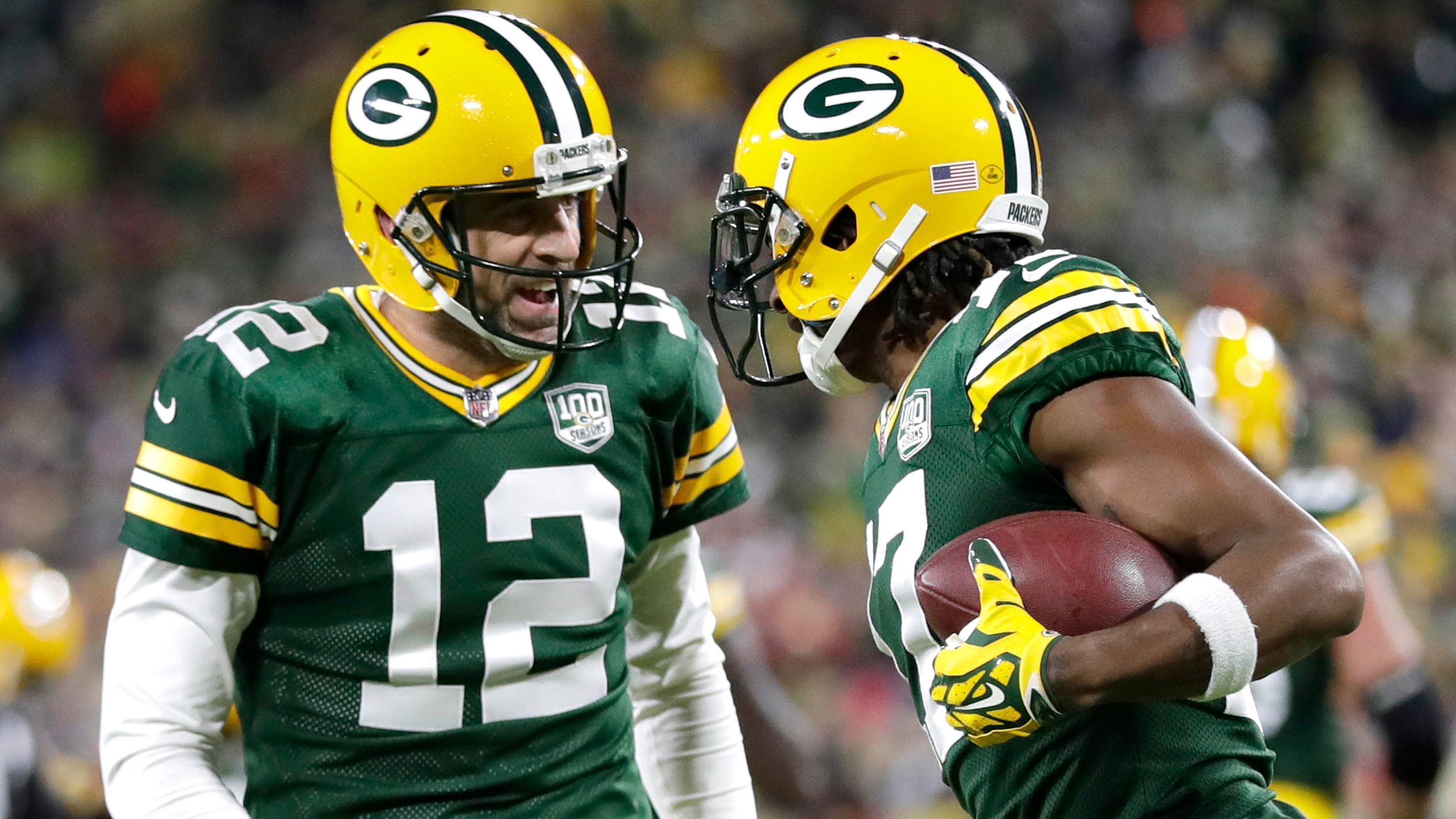NFL Predictions WinLoss Ratio Odds for Packers, Bears