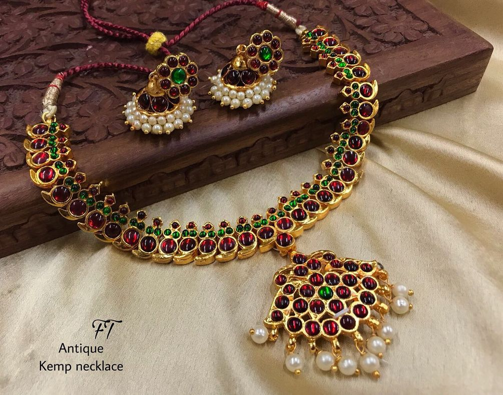 Kemp stone collection DM us for more info Indianjewellery