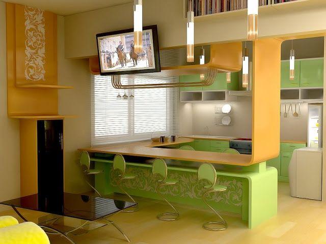 Small Kitchen Interior Design Ideas Simple For Space Designs Adorable Simple Interior Design Of Kitchen Inspiration