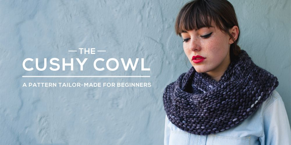 How To Knit A Cushy Cowl Httpsheepandstitchlearnhow To