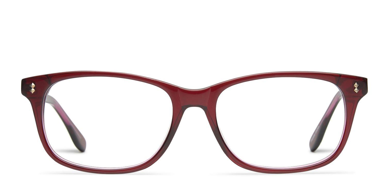 4242455c6a2 Burgundy Eyeglass Frames Morgan