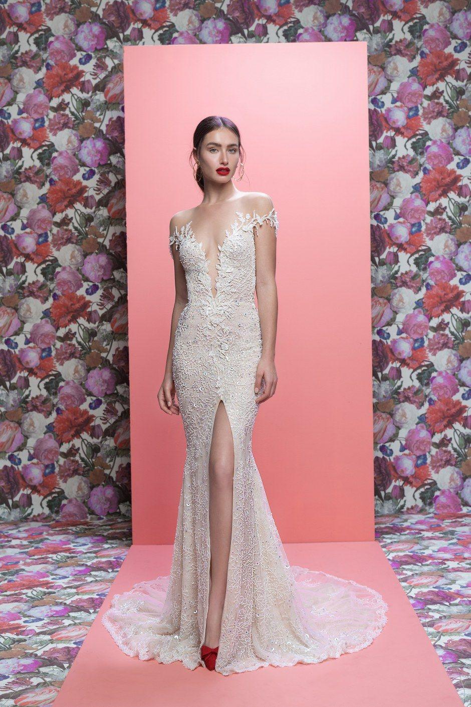 Galia Lahav 2019: Vestidos de novia llenos de magia | Pinterest