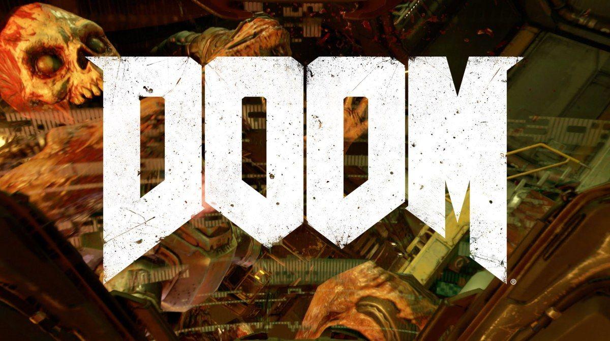 DOOM E3 2015 Gameplay Trailer Horror Society Doom