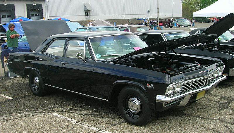 Chevrolet Biscayne Door Sedan Owned By Joe Prudente