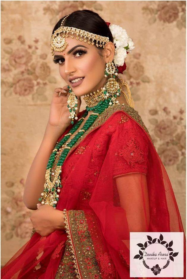 14 Best Bridal Makeup Artists In Delhi NCR Under INR 30K