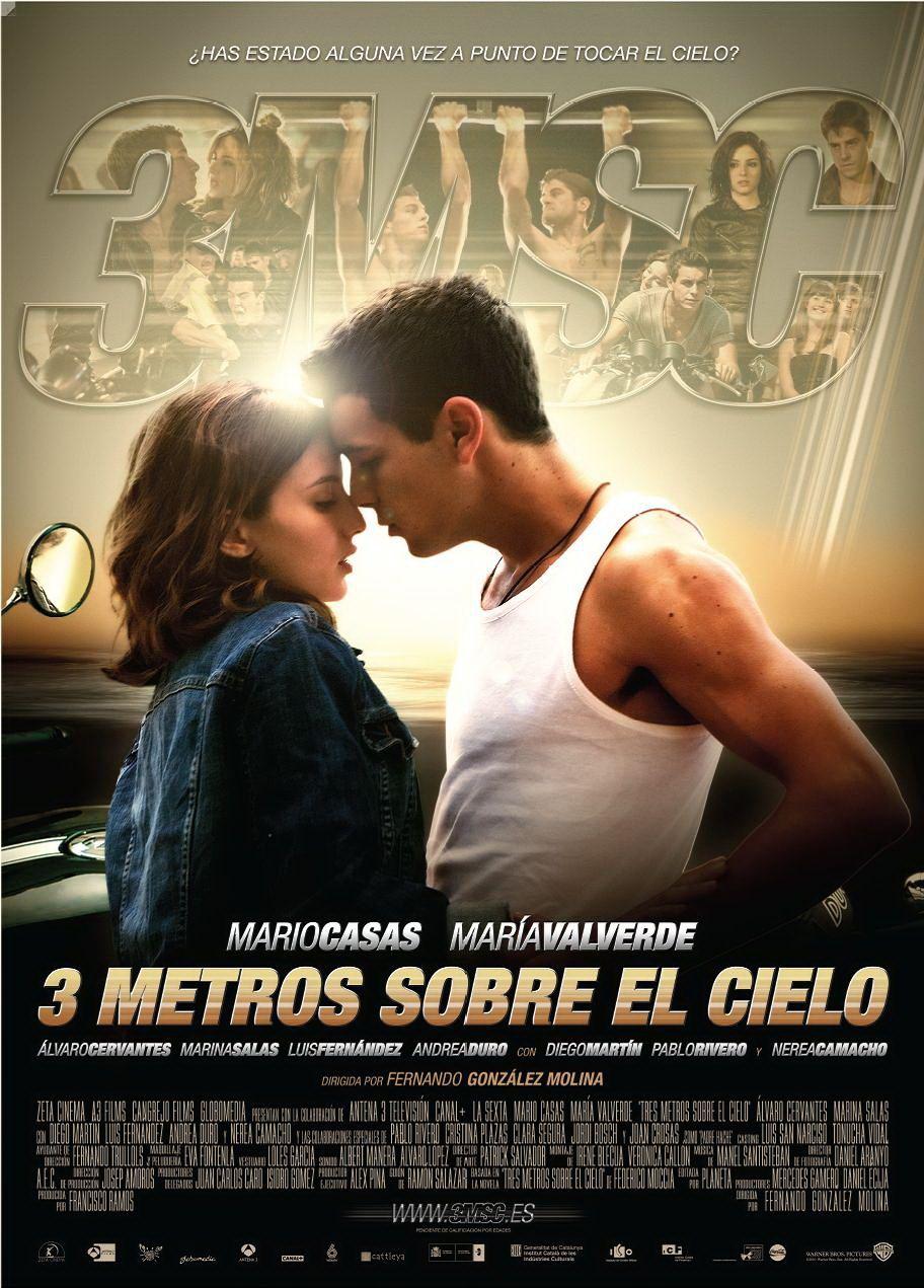 CIELO METROS SOBRE 3 EL TÉLÉCHARGER FILM TRES