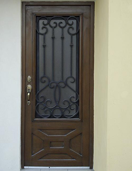 Herreria Moderna Para Puertas