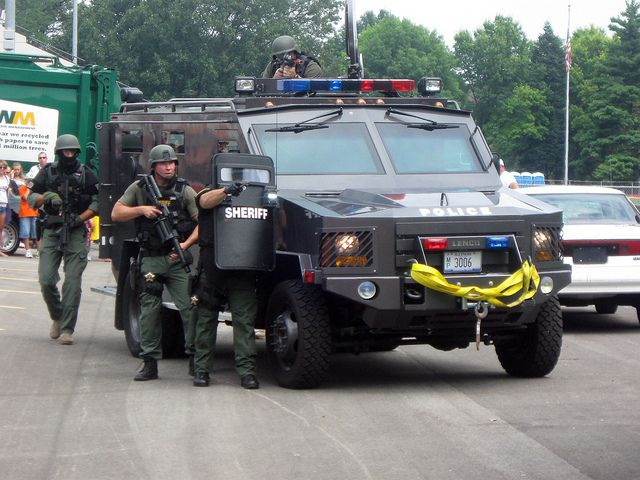 IL - Kane County Sheriff's Multi-jurisdictional SWAT Team
