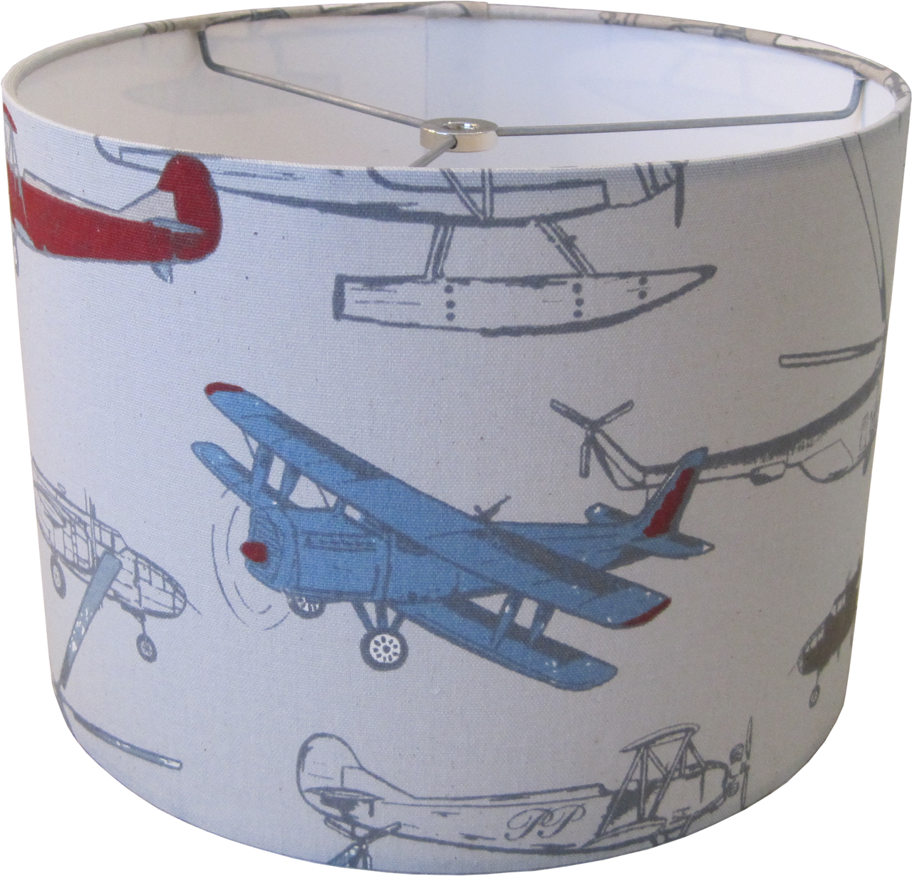 Lampshapes Airplane Lamp Shade Vintage Airplanes 75 00 Http