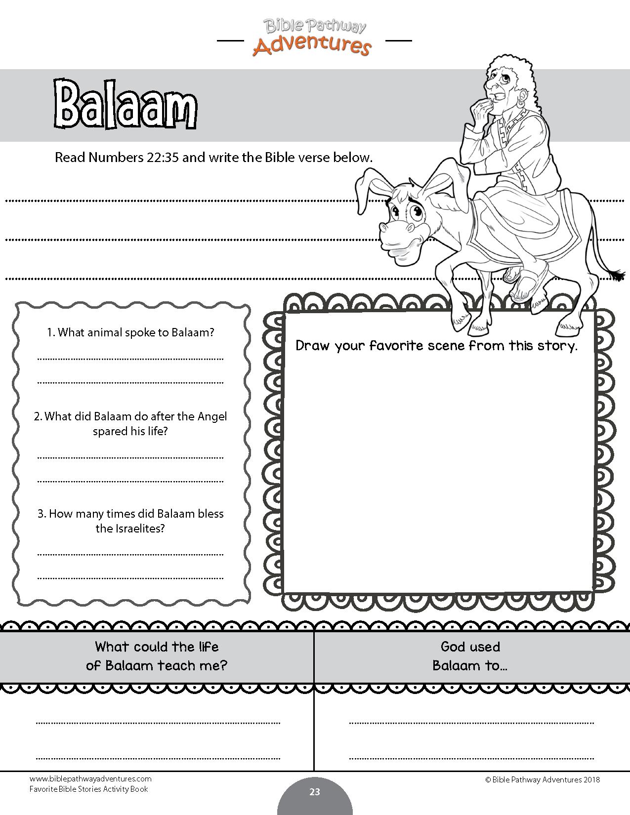 Favorite Bible Stories Coloring Activity Book Bible Stories For Kids Bible Study For Kids Sunday School Worksheets [ 1650 x 1275 Pixel ]