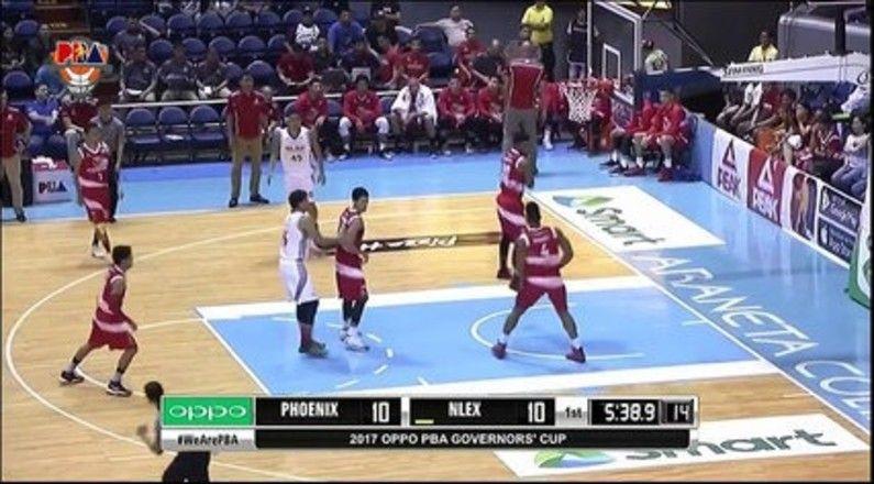 Phoenix VS NLEX July 30 2017 Philippine basketball