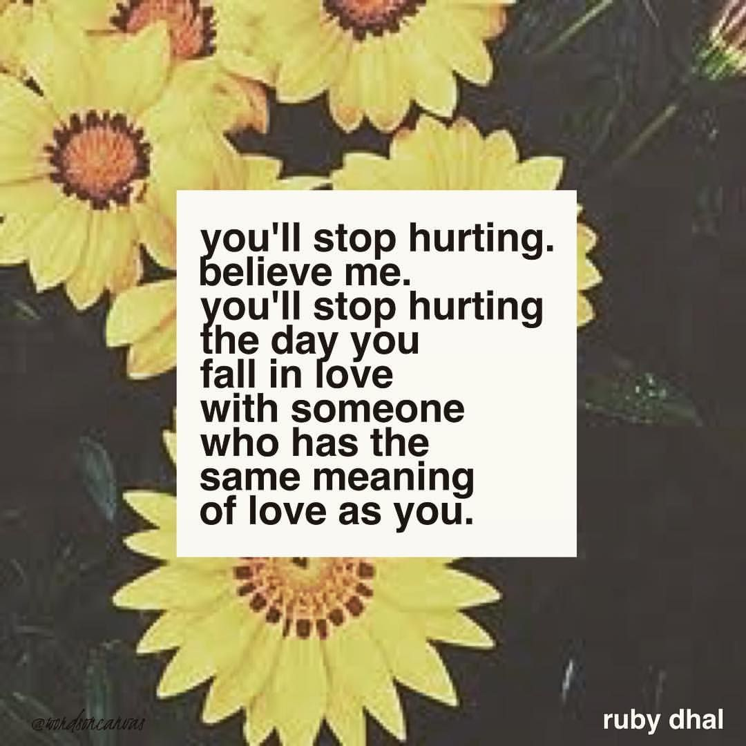 """Meaning"" by Ruby Dhal 