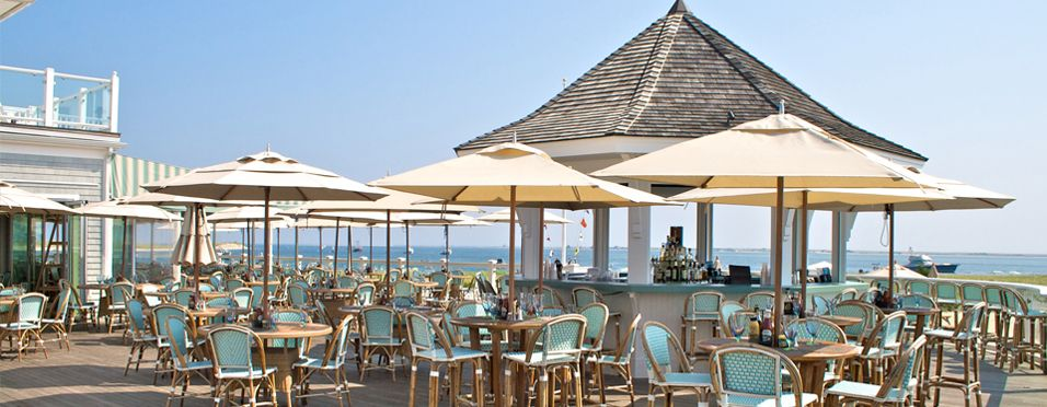 Chatham Bars Inn Beach House Grill Family Friendly Oceanfront Dining