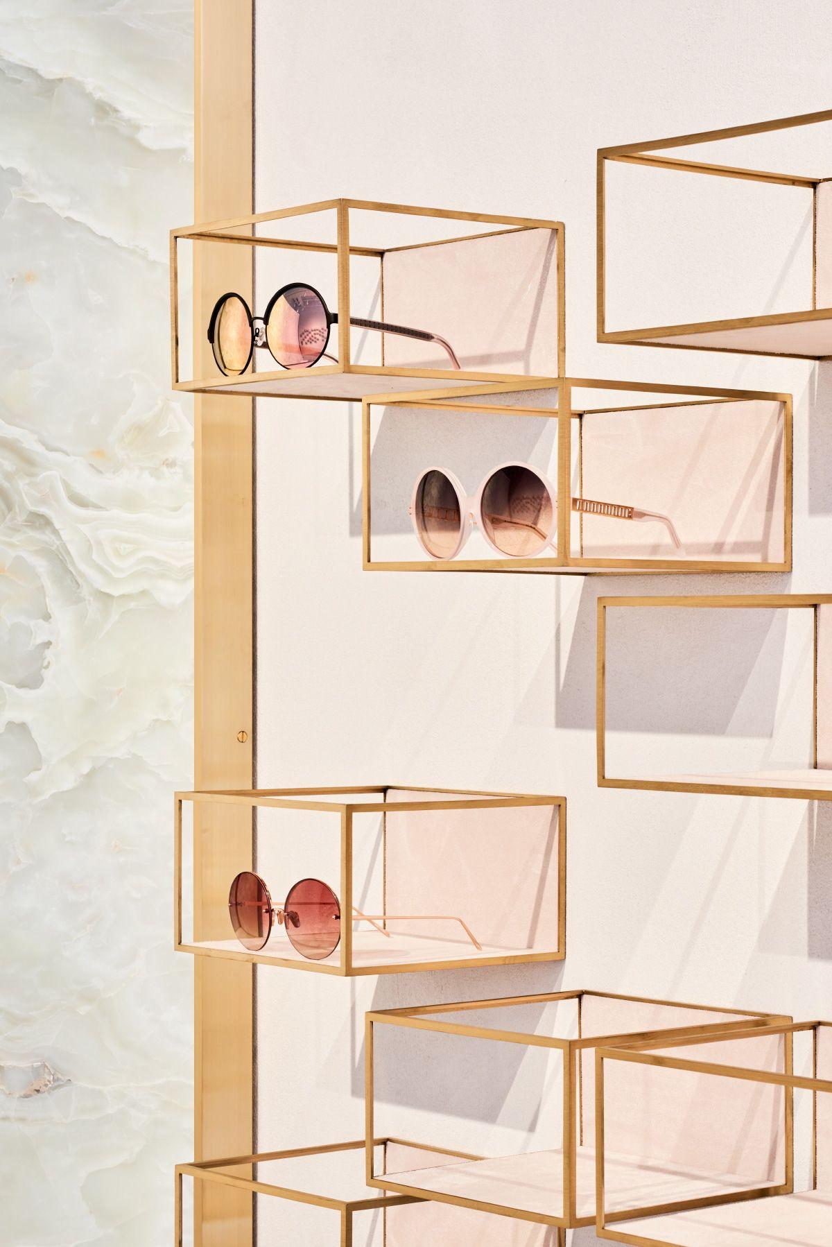 Studio Giancarlo Valle Designs Linda Farrows First Us Store In Soho