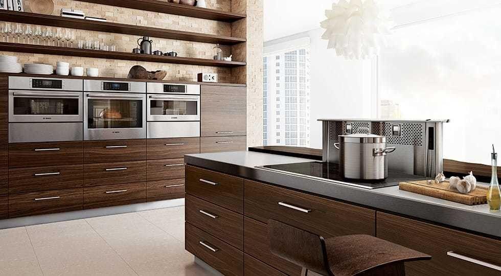 Kitchen Design Ideas for the Modern Kitchen. See Bosch Home ...