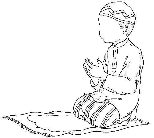 Islamic Boyama Kagidi Cizimler